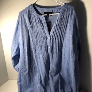 light weight new with tags lane bryant tunic